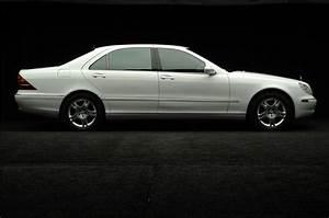 2001 Mercedes-benz S430 4 Door