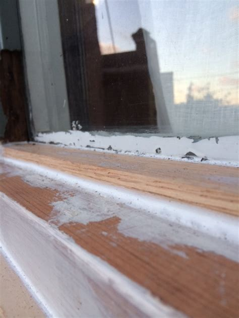 Sloped Window Sill by Exterior Window Sill Trim Not Sloped Windows And