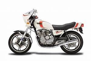 Yamaha Xj550rh Motocycle Service Repair Workshop Manual