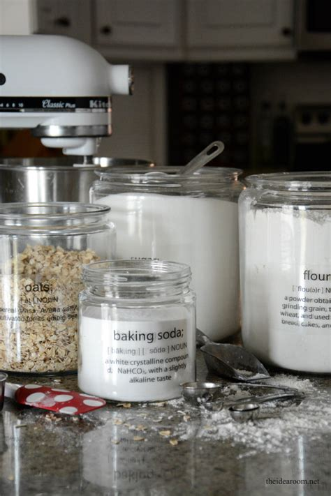 printable pantry labels  idea room