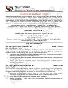 style of resume for teachers resume resume sle resumes