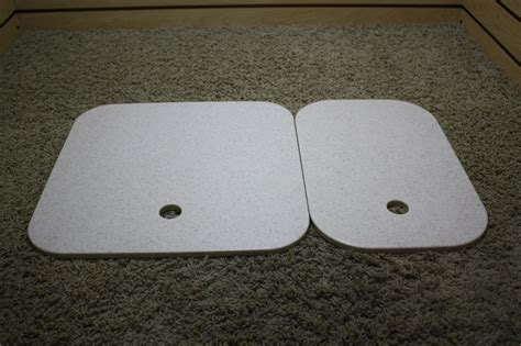 Kitchen Countertop Covers by Used Motorhome Kitchen Countertop Insert Sink Cover Set Ebay
