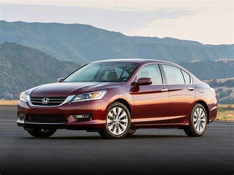 Honda Accord Photo by 2014 Honda Accord Price Photos Reviews Features