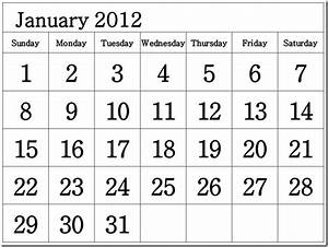 January 2012 Monthly Expenses