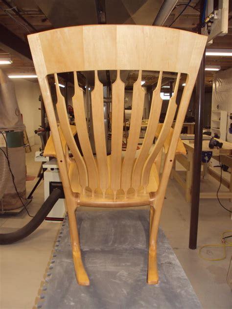 hal taylor rocking chair by jarrhead lumberjocks com