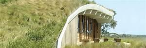 Maison Semi Enterrée : 7 raisons de construire une maison bioclimatique ~ Voncanada.com Idées de Décoration