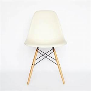 Eames Chair Kopie : vitra eames side chair dsw g nstig bei ~ Markanthonyermac.com Haus und Dekorationen