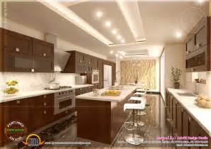 Designs Of Kitchens In Interior Designing Kitchen Designs By Aakriti Design Studio Kerala Home Design And Floor Plans