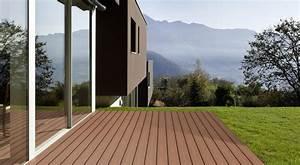 Wpc Terrassendielen Massiv : wpc terrassendielen komplettbausatz anthrazit grau braun t renfuxx ~ Markanthonyermac.com Haus und Dekorationen