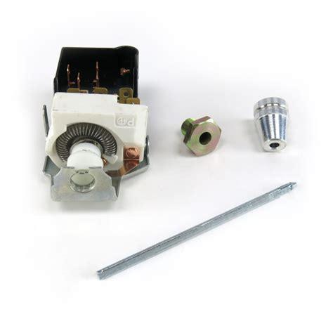 Gm High Beam Headlight Wiring by Gm Headlight Switch With Billet Knob Keep It Clean Wiring