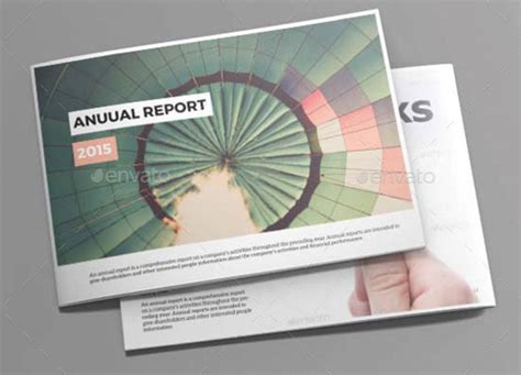 corporate indesign annual report templates bashooka