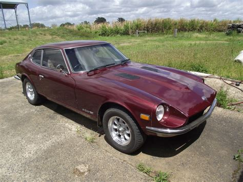 260z Datsun For Sale by For Sale 1977 260z Datsun 2 2 Cars For Sale Auszcar
