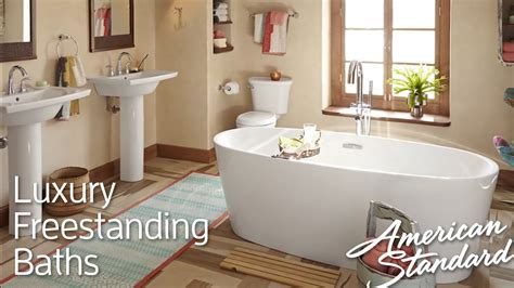 stand alone tubs luxury freestanding tubs soothing soaking bathtubs