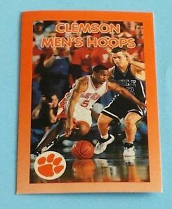 ncaa mens basketball clemson tigers pocket