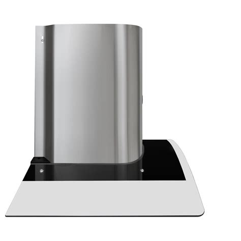 lesscare wall mount glass range hood range hoods appliances