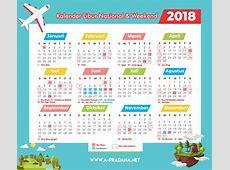 Kalender 2018 Indonesia Beserta Liburan Kejepit, Update April