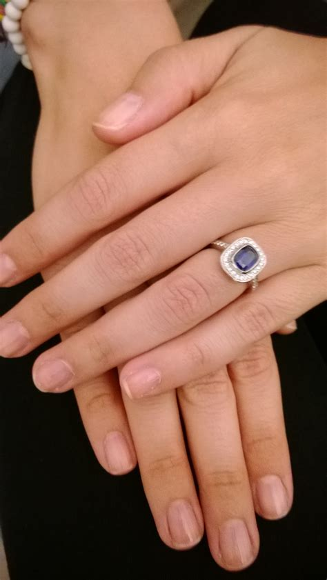 wyatt s colorfully different engagement ring