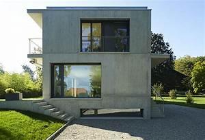 maison en beton coule wekillodorscom With maison en beton banche 2 mlel dank architectes
