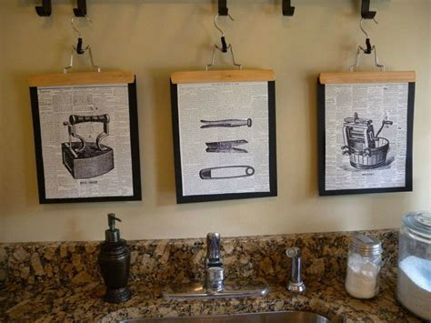 hate  dreary laundry room    cute ideas