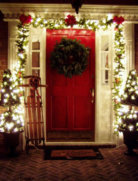 outdoor christmas decorating front porch ideas outdoor