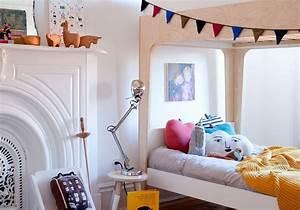 Decoration Chambre D Enfant : comment am nager une petite chambre d enfant nos conseils pour d corer une petite chambre d ~ Teatrodelosmanantiales.com Idées de Décoration