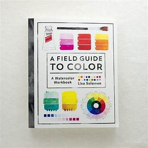 A Field Guide To Color  A Watercolor Workbook By Lisa