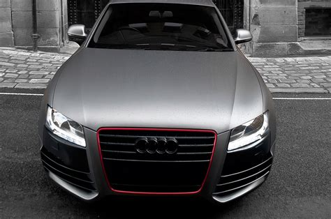 audi a5 coupe tuning audi a5 coupe kahn grey 5 audi tuning mag