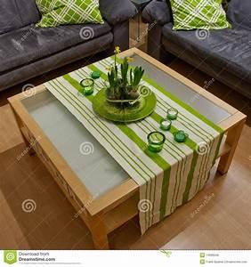 Wohnzimmer Dekoration Stockfoto Bild 14936040