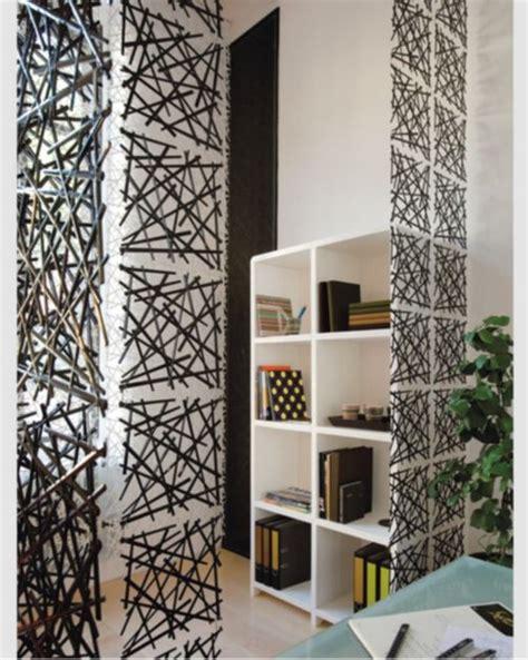 idee bureau petit espace koziol cloisons mobiles déco maison mobiles