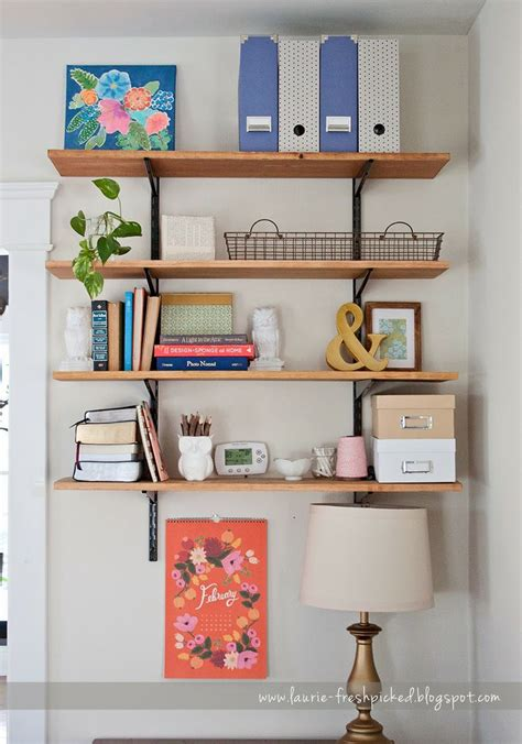 Diy Mid Century Desk Wall Unit Old Brand New Throughout