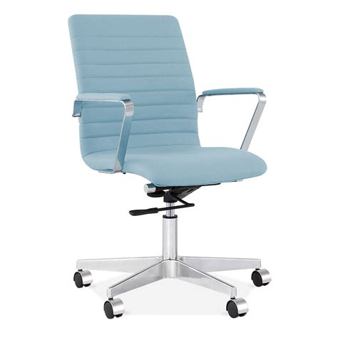 light blue desk chair best home design 2018