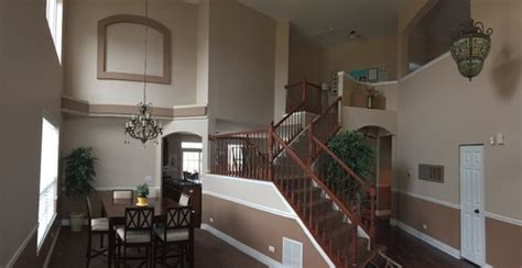 paint color suggestions for open floor plan