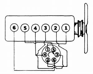 35 Ford 390 Firing Order Diagram