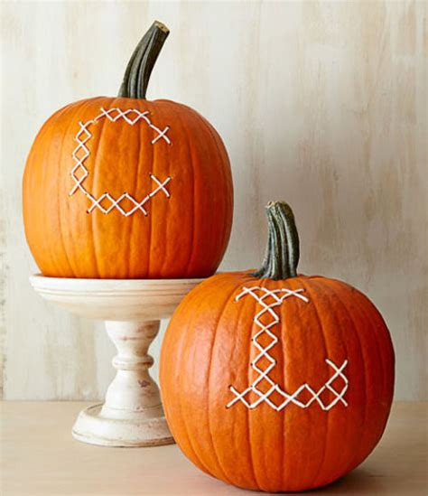 pumpkin decorating ideas 33 cool no carve pumpkin decorating ideas to try this halloween 2016 easyday