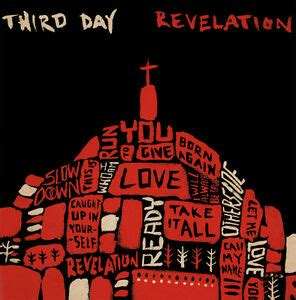 Third Day - Revelation CD 2008 Essential Records •• NEW ...