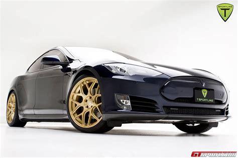 Expensive Model by Official T Sportline Tesla Model S Gtspirit