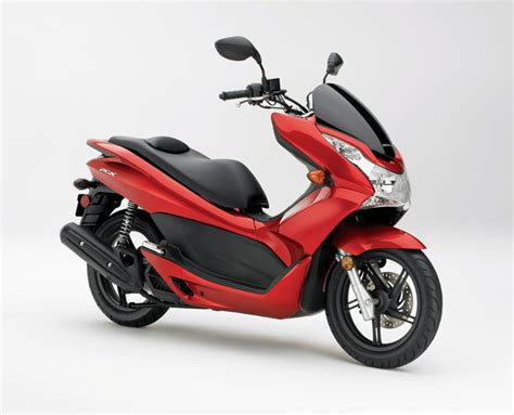 2013 Honda Pcx150 Review