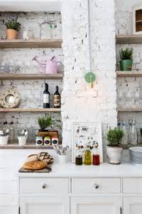 brick kitchen ideas 28 exposed brick wall kitchen design ideas home tweaks