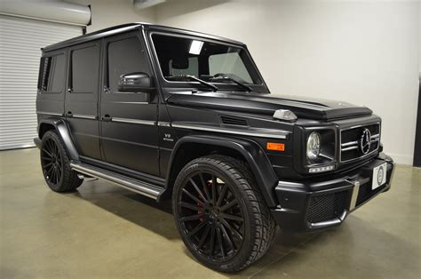 View detailed specifications of vehicles for free! 2017 Mercedes-Benz G63 AMG for sale #72708 | MCG