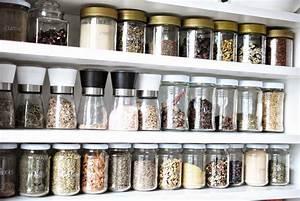 Ordnung Schaffen Ideen : gew rze ordnung schaffen in 2019 aufger umte speisekammer gew rze organisieren und gew rze ~ Watch28wear.com Haus und Dekorationen