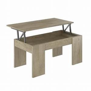 Table Basse Relevable Bois Achat Vente Table Basse