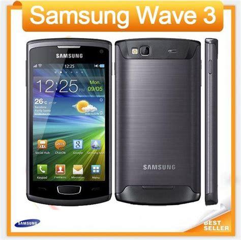 good quality original samsung  wave  mobile phone