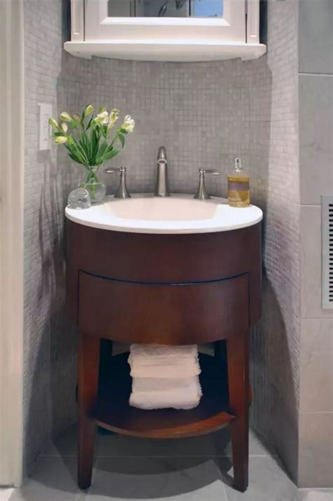 Bathroom Vanities For Small Spaces by Small Bathroom Space Saving Vanity Ideas Small Design Ideas