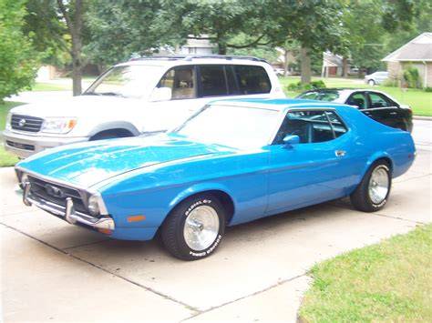 1971 Ford Mustang Other Pictures Cargurus