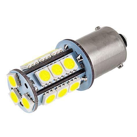 rear brake light bulb 1156 led bulb 18 smd led tower ba15s retrofit led