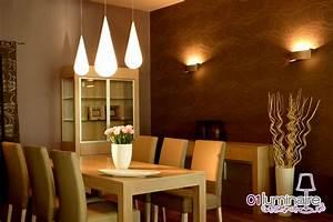 Luminaire Salle A Manger Et Salon : conseils luminaires par pi ce ~ Teatrodelosmanantiales.com Idées de Décoration