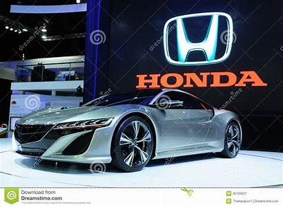 Honda Thailand Concept Nsx Motor Sport Nonthaburi