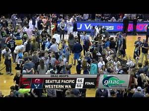 WWU Men's Basketball - Ricardo Maxwell game winning lay-in ...