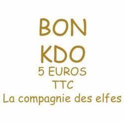 Cadeau 5 Euros : tampon la demande tampon signature la compagnie des elfes ~ Teatrodelosmanantiales.com Idées de Décoration