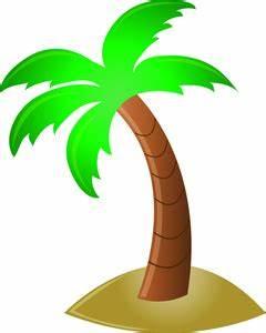 Palm Tree Clip Art Printable